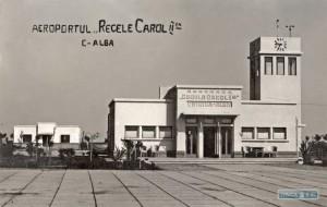 Аэропорты нашего региона - 50 лет назад и сегодня