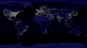 Выключи электричество на час - спаси Землю