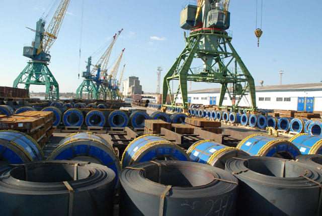Измаильский порт набирает обороты по грузопереработке