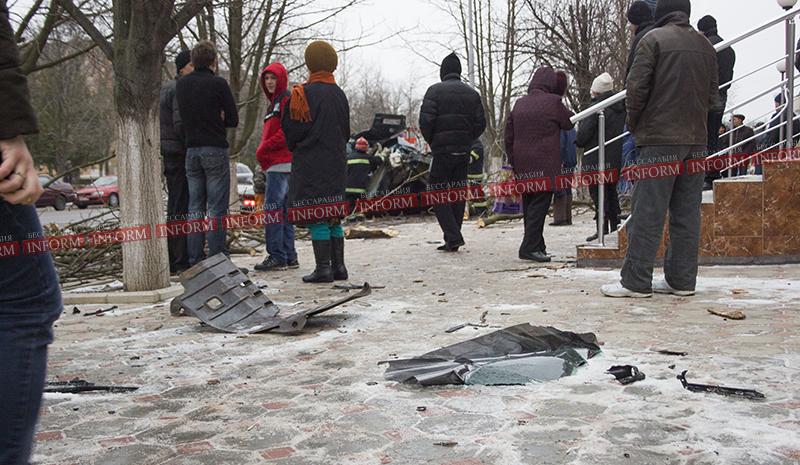 Еще одно ужасное ДТП в Измаиле, и еще одна смерть (ФОТО +видео)