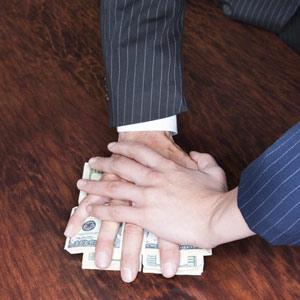 взятка Антикоррупционные законы  уже опубликованы
