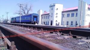 Первый частный поезд Киев – Измаил: кто за ним стоит