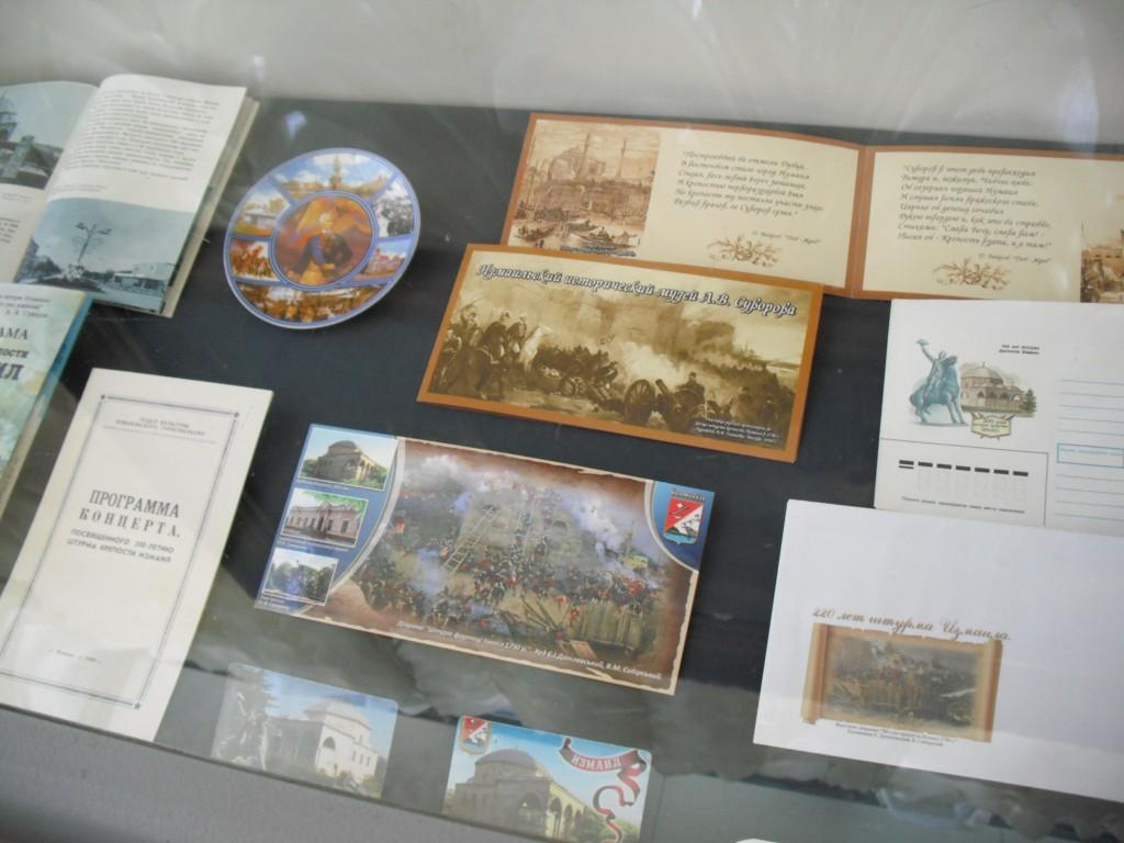 В Измаиле обновилась диорама (фото)