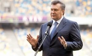 Янукович - самый дорогой писатель Украины