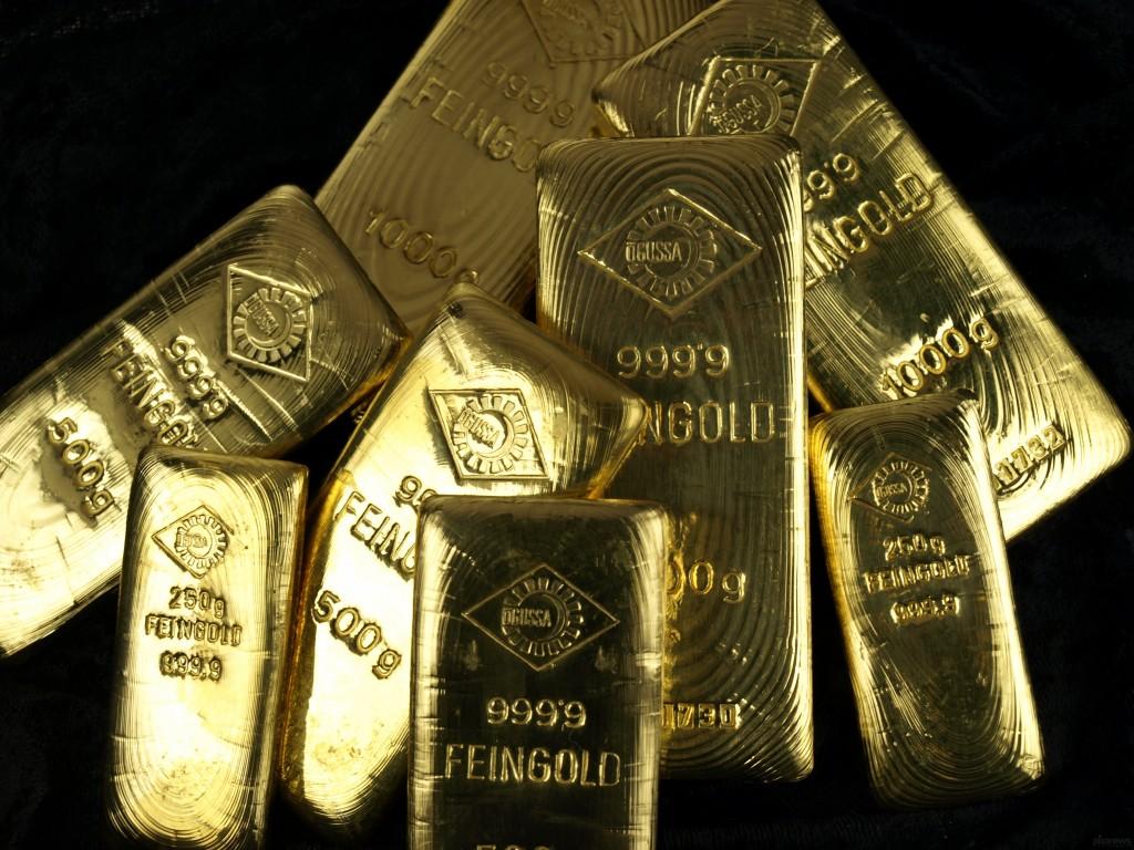 Валится главная валюта нашей страны - золото