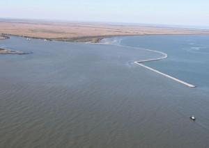 Из-за плохих метеоусловий прекращен ход по Дунаю