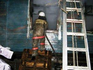 Болград: пожар из-за сигареты, есть жертва