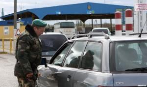 Б.-Днестровские пограничники задержали два автомобиля