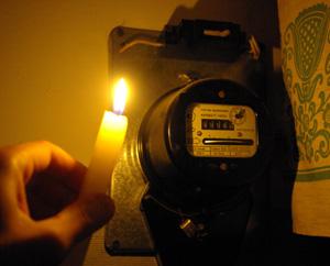 Рени останется без электроэнергии?