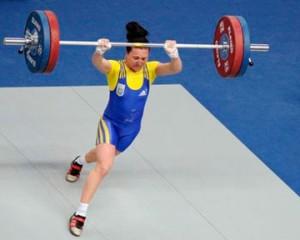 Тяжелоатлетка из Одесской области выиграла золото