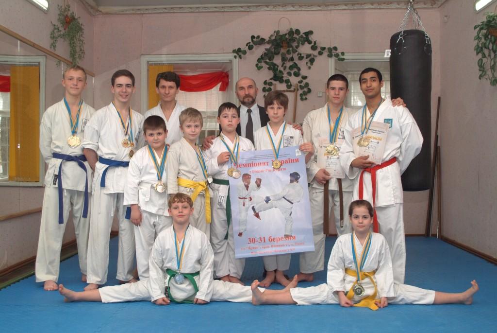 Измаильские спортсмены вошли в сборную Украины! (фото)