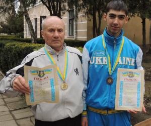 Измаильские бегуны заняли призовые места в Херсоне