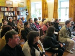 Прошел фестиваль литературного творчества в Рени