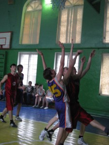 В Измаиле завершился баскетбольный турнир  И.И. Бурды