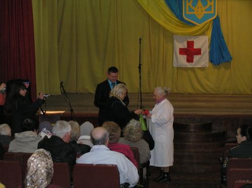 В Килие отпраздновали годовщину Красного Креста (фото)