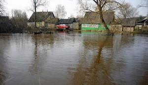 Бессарабия: уровень воды в Дунае снизился на 8 см