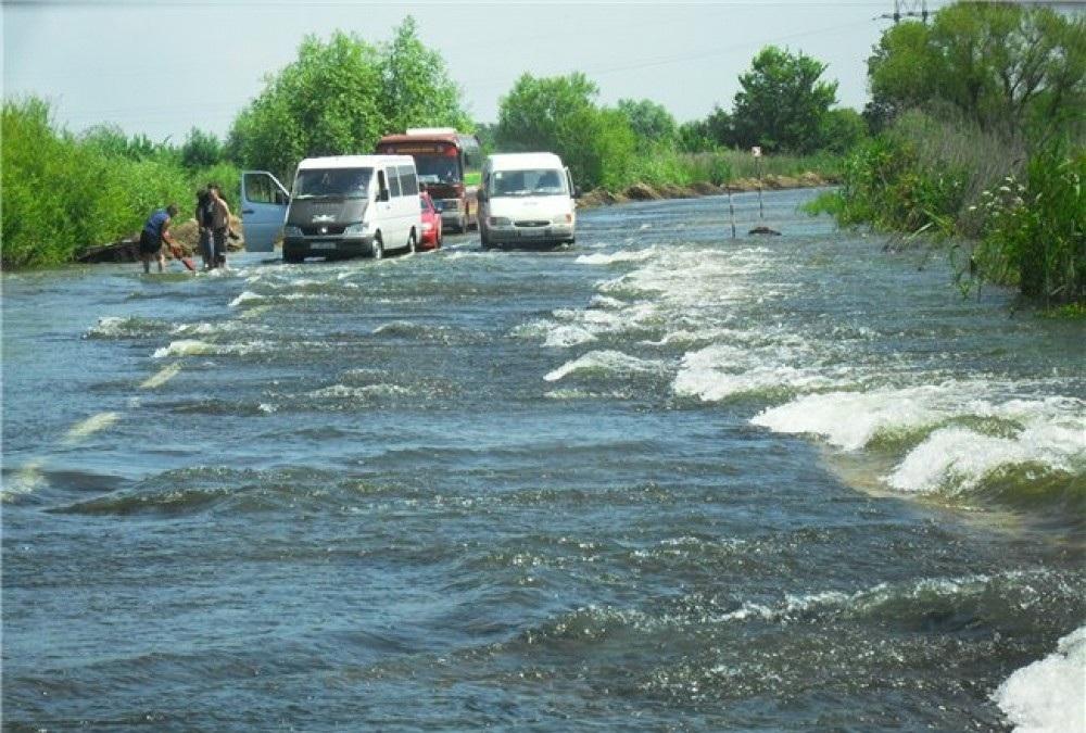 Трасса «Одесса-Рени» может уйти под воду