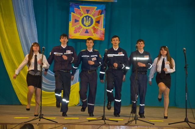 В Татарбунарах состоялся фестиваль юных пожарных.