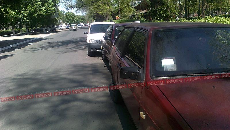 ДТП в Измаиле: двойное столкновение на проспекте(фото)