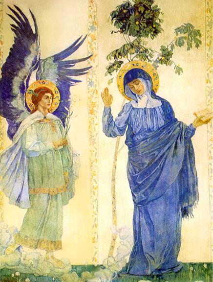 Сегодня 7 апреля праздник Благовещение