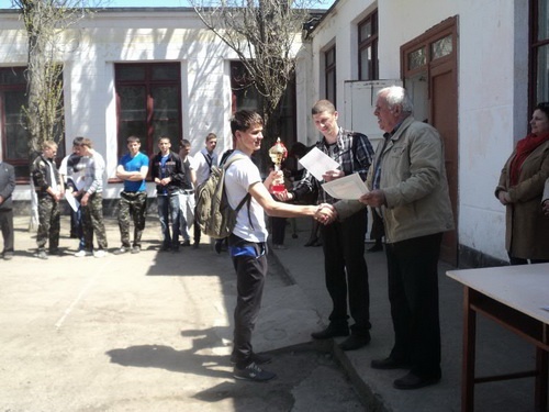 В Измаильском районе допризывники показывали класс(фото)