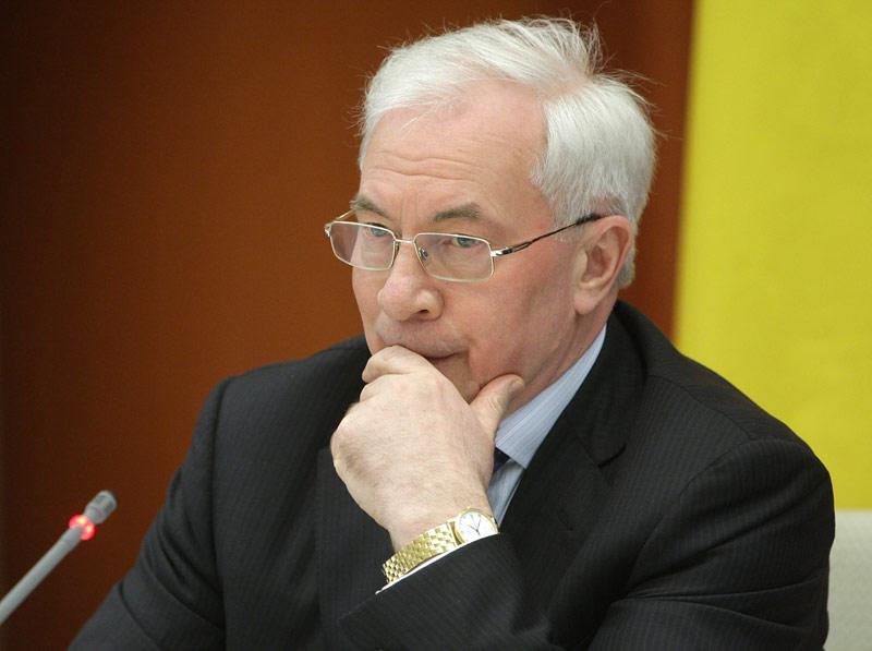 Для отставки Азарова не хватило голосов
