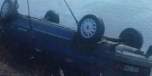 В Измаильском районе «Мазда-626» упала с моста, погибла женщина