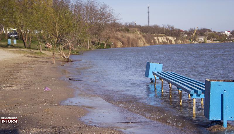 ФОТО ДНЯ: Уровень воды в Дунае по-прежнему опасный