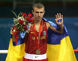 В.Ломаченко - лучший спортсмен Украины