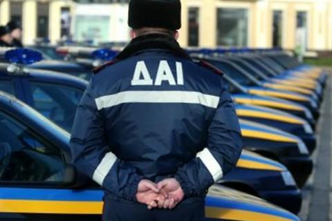 ГАИ уйдет с украинских дорог.