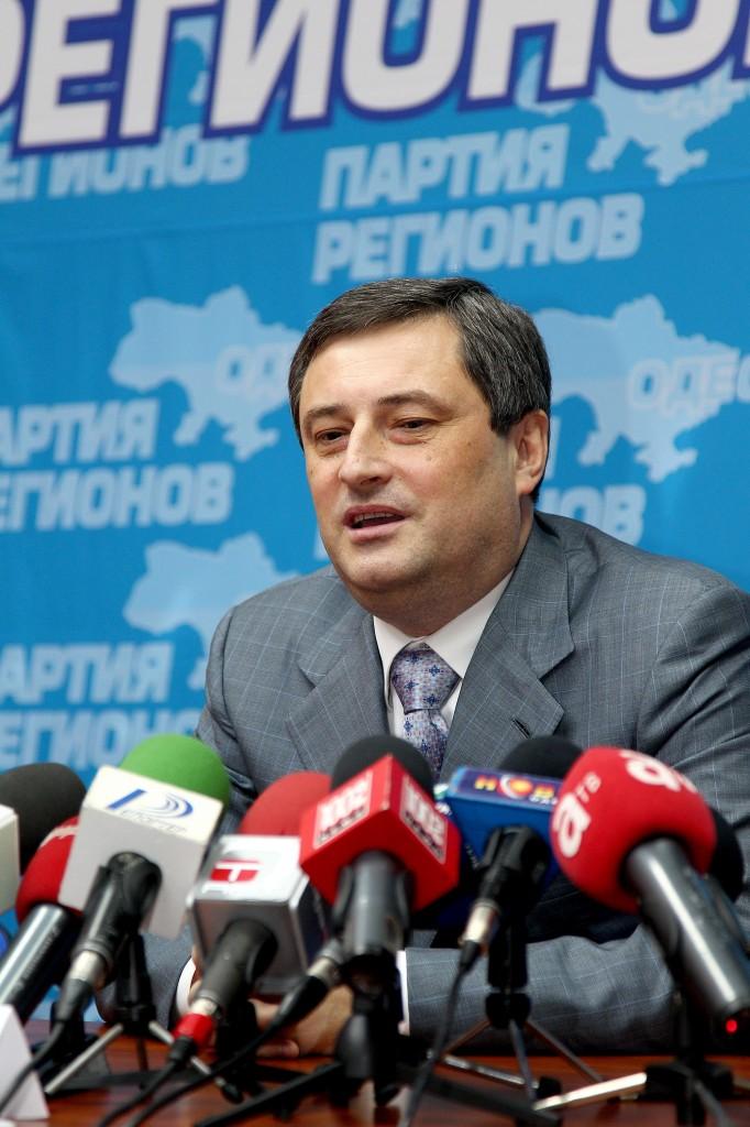 Полмиллиона на поездки «Мерседесах» потратят одесские чиновники