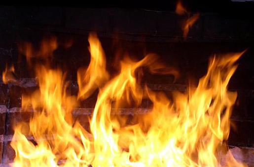 pojar_v_kieve1 В Татарбунарском районе спасли от пожара женщину