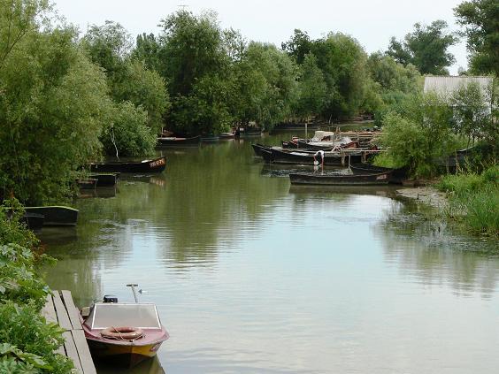Уровень воды на Дунае в районе Вилково достиг критического
