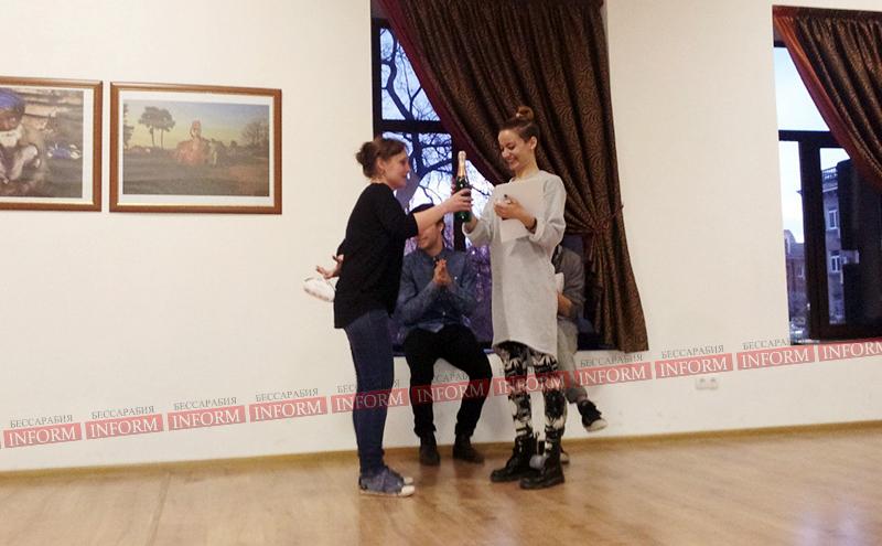 """Измаильчанки на Всеукраинском туре """"You can dance tour 2013"""""""