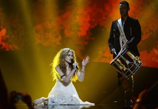 Евровидение - Злата Огневич с песней «Gravity» заняла третье место