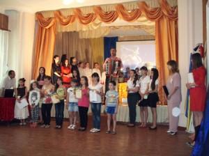 В Болграде наградили маленьких звездочек