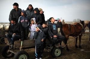 Янукович занялся вопросом защиты ромского населения