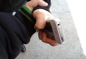 В Измаильском районе женщина ушла и забыла вернуть телефон