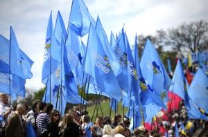 """Бессарабия: """"регионалы"""" опять выгоняют бюджетников на митинги"""
