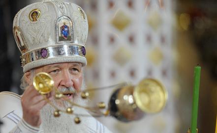 Патриарх Кирилл: Пасха Христова - это праздник Победы, праздник свободы