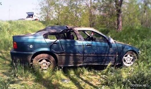 Гражданка Румынии погибла в ДТП на трассе Одесса - Рени