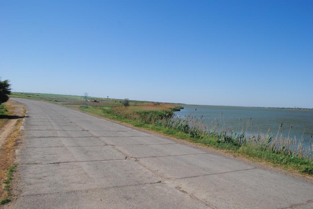 В Килийском районе озеро Китай наполнилось водой (фото)