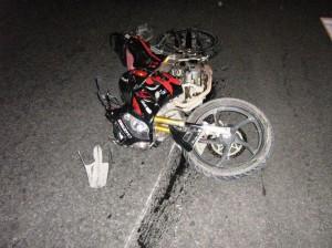 В Ренийском районе мотоциклист сбил подростка