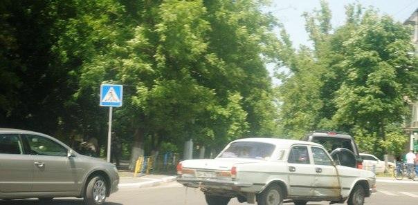 c8um5yB65e4 Заместитель мэра устроил ДТП в центре Измаила(фото)