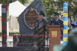 Новый памятник Измаила сооружен на средства военнослужащих