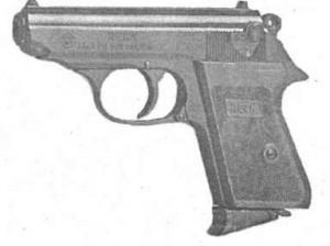 В Татарбунарах подросток принес... пистолет