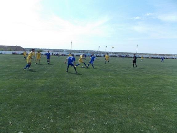 В Измаильском районе выбрали лучших футболистов