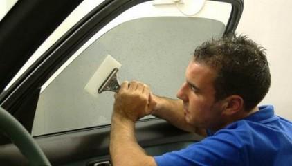 ГАИ заставит водителей отказаться от тонирования авто