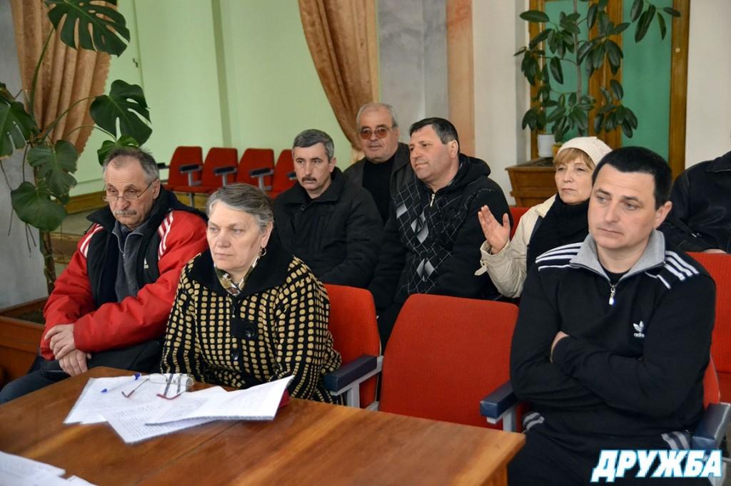 В Болградском районе группа депутатов высказала претензии сельскому голове