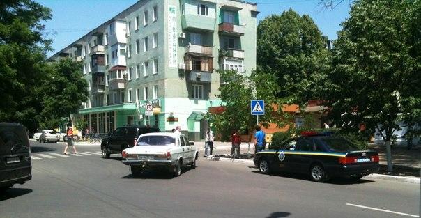 k01rus8FJxM Заместитель мэра устроил ДТП в центре Измаила(фото)